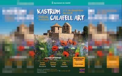 Kastrum Calafell Art i el Fòrum