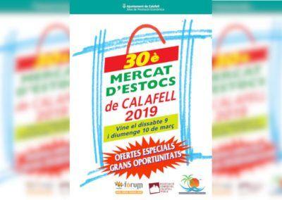 30 Mercat d'ESTOCS Calafell