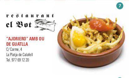 7 Restaurant El Bot