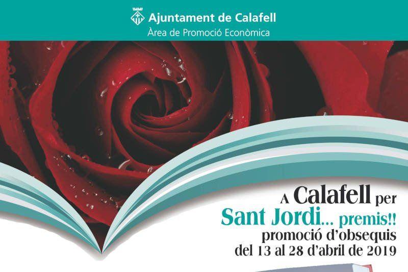 Sant Jordi 2019 a Calafell