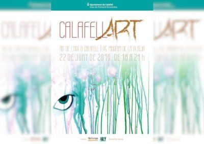 Calafell Art – Nit de l'Art a Calafell