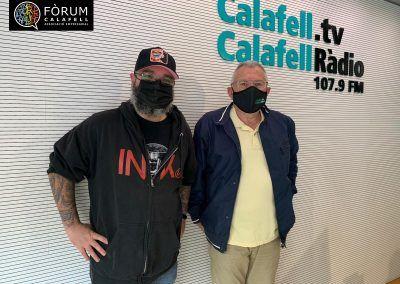 Raul de Damage INKorporated TATTOO ART a Calafell Ràdio 18/05/2021