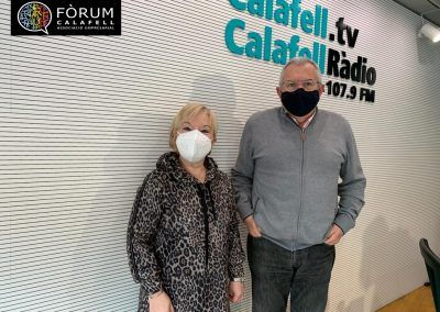 Joiera Guillermo a Calafell Ràdio 09/02/2021