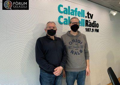 Pub Irlandes Harvest a Calafell Ràdio 23/03/2021