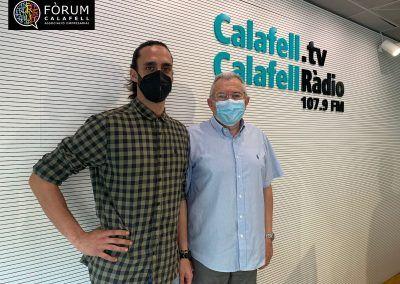 Albert Valls de Finques Valls a Calafell Ràdio 01/06/2021