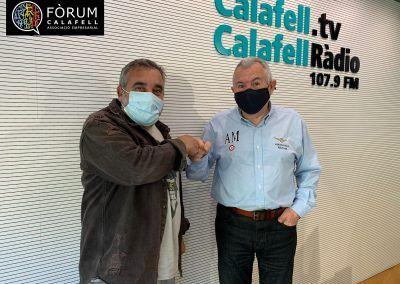 Isidro de Calafell Aventura a Calafell Ràdio 06/04/2021