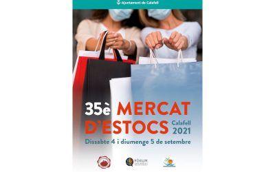 35è Mercat D'estocs Calafell 2021